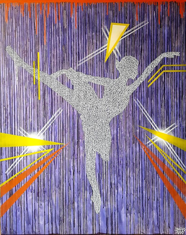 GRAFFIK BALLERINE